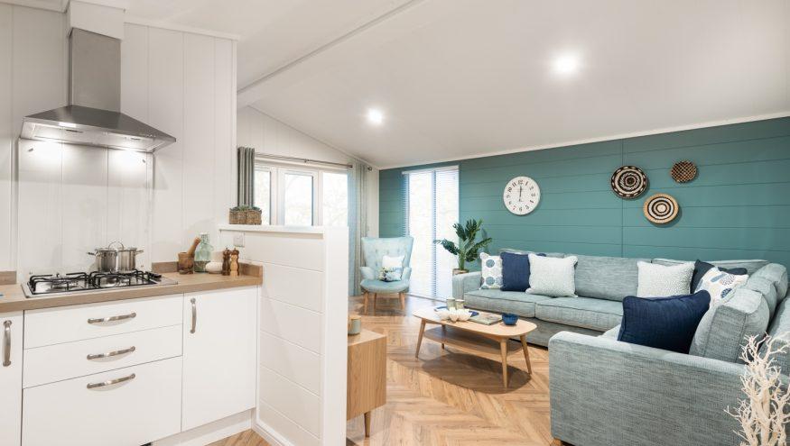Prestige Homeseeker Skylark Kitchen Lounge