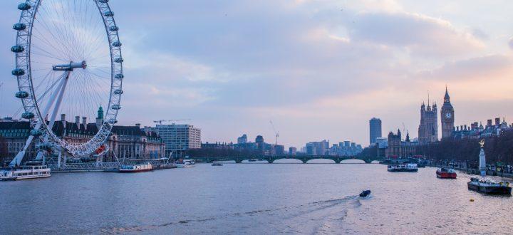 From Roydon Marina Village to London City Centre