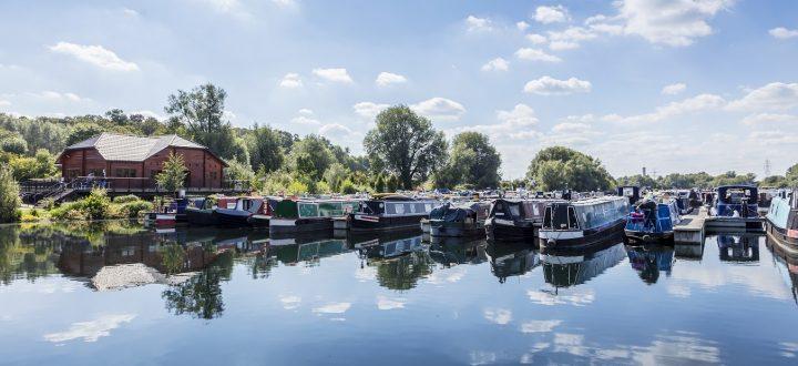 Escape to Essex this Summer | Roydon Marina Village